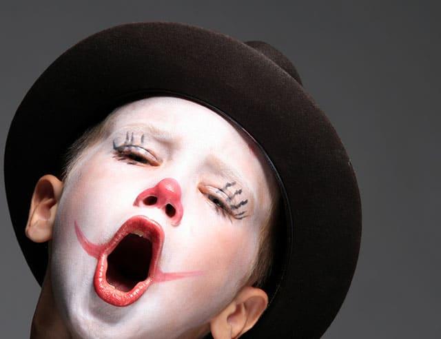 Circo para bebês e crianças na primeira infância
