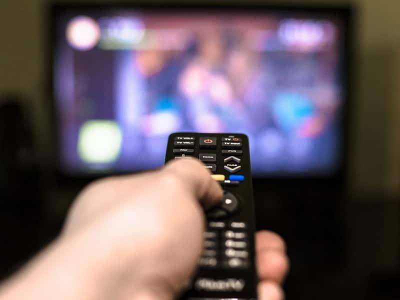 Desligar a tv